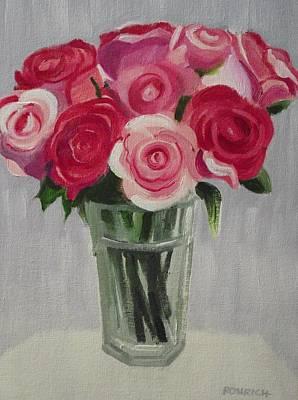 Memorial Day Roses 2011 Original by Robert Rohrich