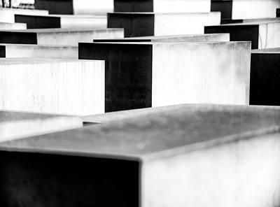 Photograph - Memorial In Berlin by John Rizzuto
