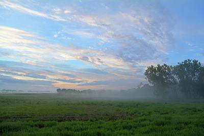 Photograph - Memorial Marsh by Bonfire Photography