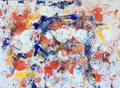 Painting - Memorial No 3 by Marita Esteva