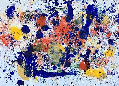 Painting - Memorial No 4 by Marita Esteva
