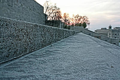 Photograph - Memorial Steps by Angie Rayfield