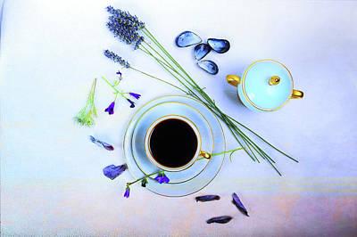 Photograph - Memories And Coffee by Randi Grace Nilsberg