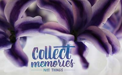 Photograph - Memories by Bobby Villapando