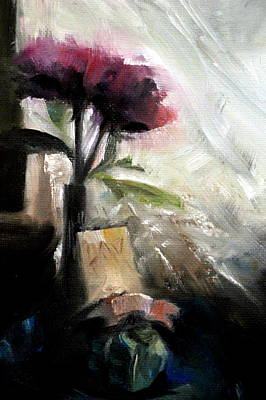 Painting - Memories In The Making Timeless Still Life Painting by Michele Carter