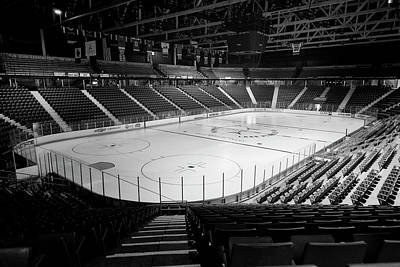 Olympic Hockey Photograph - Memories Of A Miracle - Lake Placid by Stephen Stookey