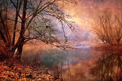 Photograph - Memories Of Autumn by Debra and Dave Vanderlaan