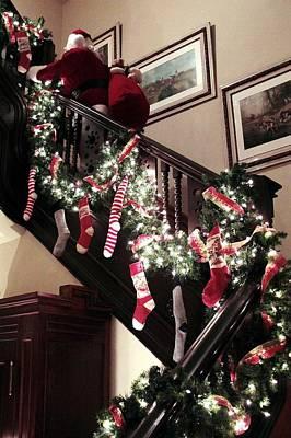 Wine Corks - Memories of Christmas Past by Robert Wilder Jr