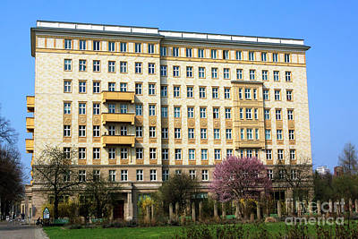 Photograph - Memories Of East Berlin by John Rizzuto