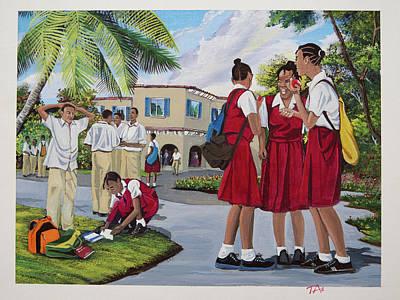 Memories Of High School Original