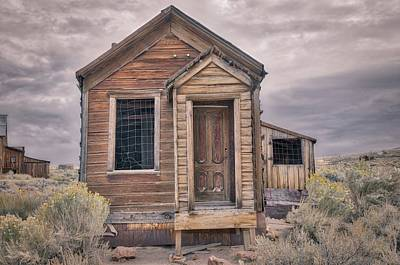Photograph - Memories Of Old - Faded by Lynn Bauer