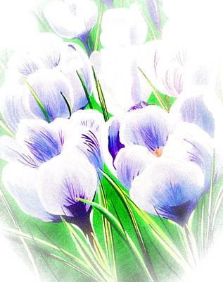 Painting - Memories Of Spring by Jennifer Lake