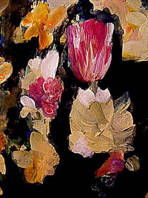 Painting - Memories Of Spring by Nancy Kane Chapman