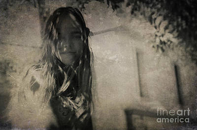 Model Photograph - Memories Of Summers Past. by Robert Brown