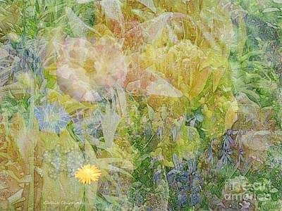 Photograph - Memories Of The Garden by Kathie Chicoine