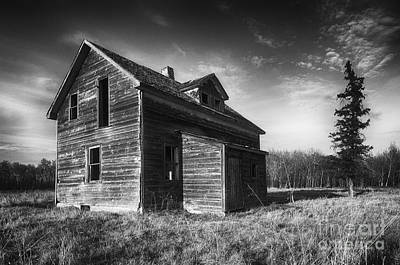 Abandoned Houses Photograph - Memories Of The Past 1 by Bob Christopher