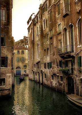 Photograph - Memories Of Venice by Julie Palencia