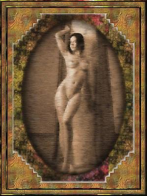 Digital Art - Memories Of Yesteryear by Mario Carini