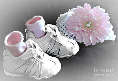 Photograph - Memories - Our Little Girl by Sherry Hallemeier