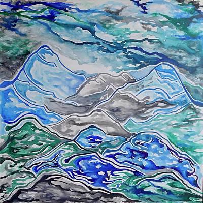 Wall Art - Painting - Memories by Tessa Lang