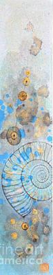 Painting - Memory 14030031fy by Fumiyo Yoshikawa