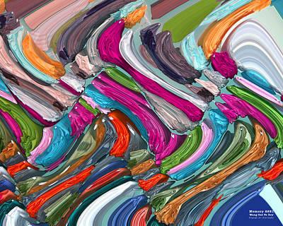 Memory 2251 Art Print