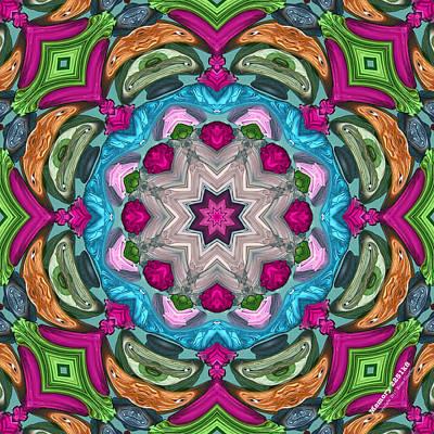 Memory 2251k8 Art Print by Brian Gryphon