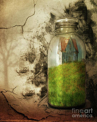 Photograph - Memory Jar by John Anderson
