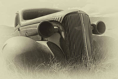 Photograph - Memory Lane by Rick Furmanek