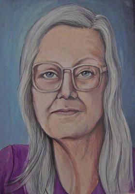 Polymer Digital Art - Memory Of Mom by Debbi Vigil