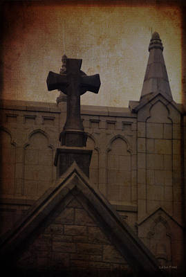 Photograph - Memphis Cross by Lesa Fine
