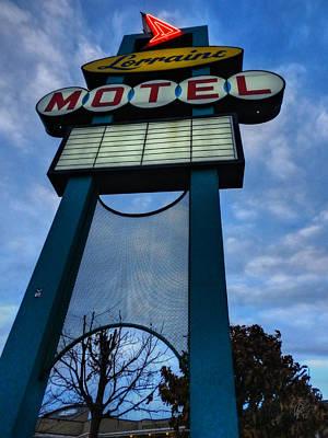 Photograph - Memphis - Lorraine Motel 001 by Lance Vaughn