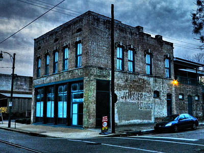 Photograph - Memphis - South Main 001 by Lance Vaughn