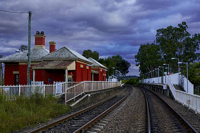 Photograph - Menangle by Kenneth Hall
