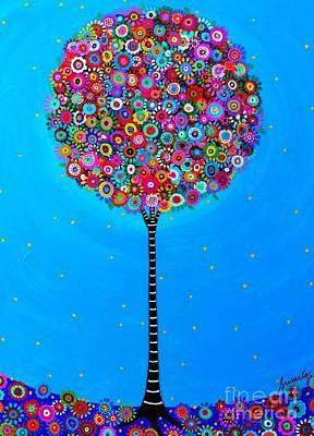 Julia Child Painting - Purpose Of Life by Pristine Cartera Turkus
