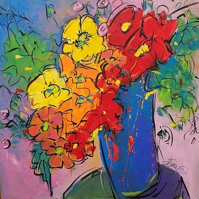 Painting - Mending My Broken Heart by Terri Einer