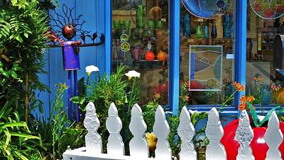 Photograph - Mendocino Art Center by Lisa Dunn