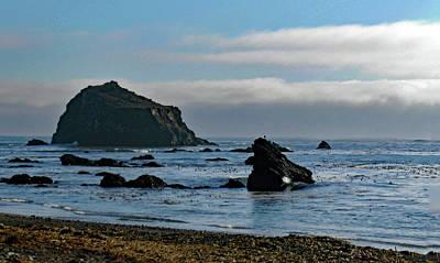 Photograph - Mendocino Coast No. 1 by Sandy Taylor