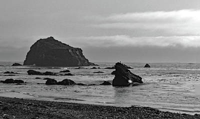 Photograph - Mendocino Coast No. 1-1 by Sandy Taylor
