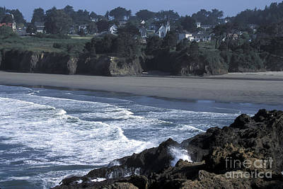 Photograph - Mendocino  by Stan and Anne Foster