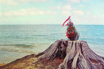 Photograph - Menehume Santa by JAMART Photography