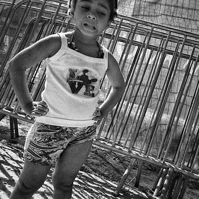 Girl Photograph - Menina  #girl #child #people by Rafa Rivas
