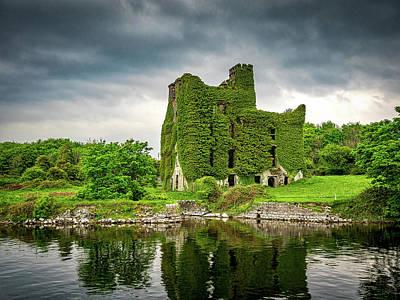 World War 2 Action Photography - Menlo Castle by Mark Llewellyn