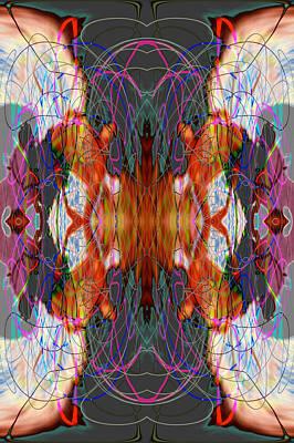 Portal Photograph - Mental Fertility Object 2015 by James Warren