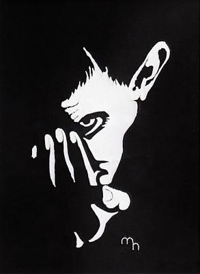Mephisto Art Print by Marie Halter