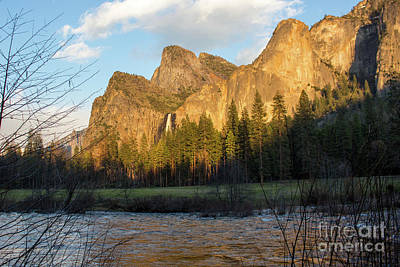 Photograph - Merced River Yosemite Color by Cheryl Del Toro