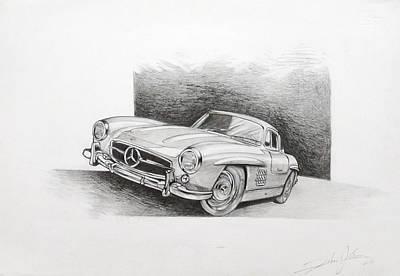 Mercedes 300 Sl Gullwing Original