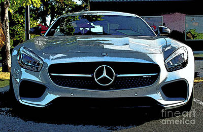 Photograph - Mercedes-benz Amg Gt S by Craig Wood