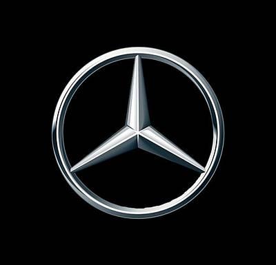 Photograph - Mercedes Benz by Ericamaxine Price
