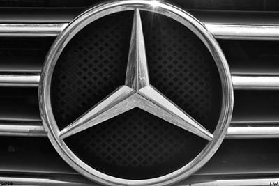 Photograph - Mercedes Benz by Lisa Wooten